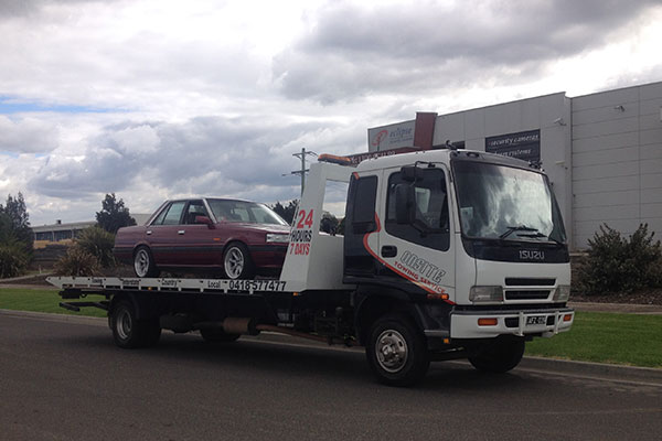 Contact Onsite Towing